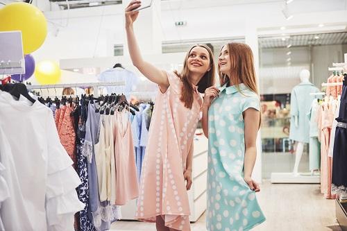 Boutique de vêtement à Nice